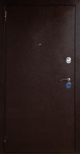 Стальная дверь Юг 03 беленый дуб