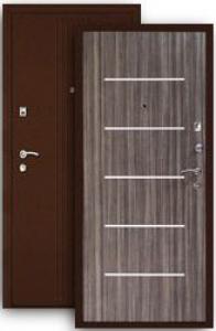 Входная дверь Синергия дуб санома