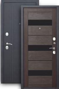 Входная дверь Троя 100 муар/темный кипарис