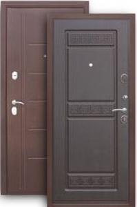 Входная дверь Троя 100 венге