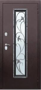 Входная дверь Плющ