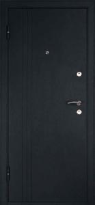 Стальная дверь Лайн беленый дуб