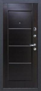 Входная дверь Ferrum 100 шелк/венге