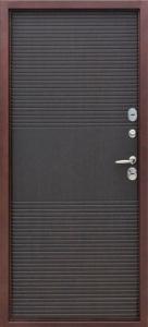 Входная дверь Isoterma венге