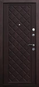 Входная дверь Kamelot темная вишня