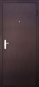 Входная дверь Эконом АМД-1 медь/медь
