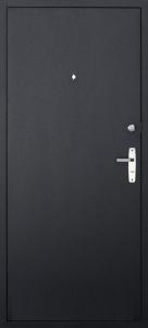 Входная дверь Эконом АМД-1 шелк/мет