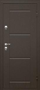 Входная дверь Эстет белый матовый