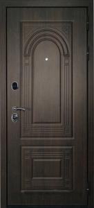 Входная дверь Флоренция темный орех