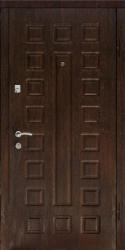 Входная дверь Люкс венге