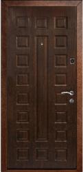 Стальная дверь Люкс венге