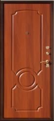 Входная дверь Юг 03 итальянский орех 860L