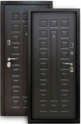 Входная дверь Сенатор 2К венге