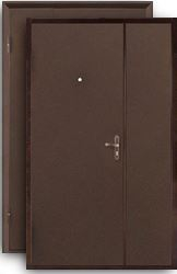 Двустворчатая дверь Valberg Профи-DL