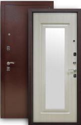 Входная дверь Царское зеркало эш вайт