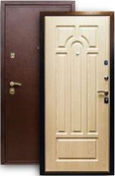 Входная дверь 5А беленый дуб
