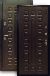 Входная дверь Гладиатор венге