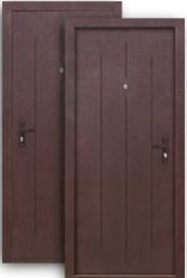 Входная дверь Стройгост 5-1 антик внутрь