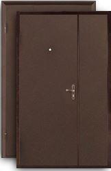 Двустворчатая дверь Профи-DL