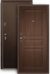 Входная дверь Практик