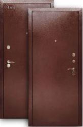 Входная дверь  ДА-9