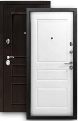 Входная дверь Гранд 2К RAL 9003