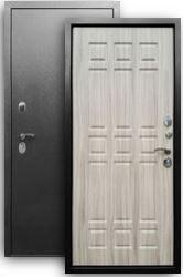 Входная дверь 3К Стайл серебро/шимо св