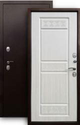 Входная дверь 3К Афина медь/sim светлый