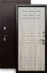 Входная дверь 3К Стайл медь/шимо св