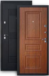 Входная дверь 2К+ Византия дуб золотой