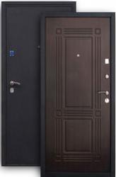 Входная дверь 2К+ Ампир венге