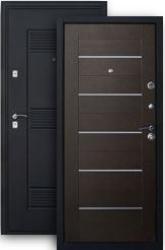 Входная дверь 2К+ 7Х венге