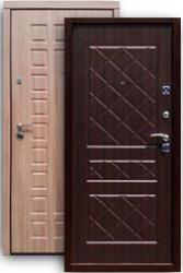 Входная дверь 2К шимо темн./венге