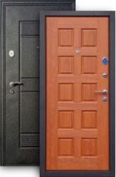 Входная дверь 3К+ Щит дуб золотой