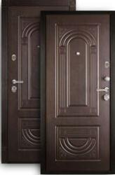 Входная дверь МД-31 венге