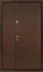 Стальная дверь Бульдорс STEEL двустворчатая