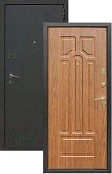 Входная дверь 1А чк/дуб натуральный