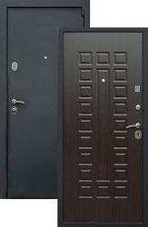 Входная дверь 3 венге