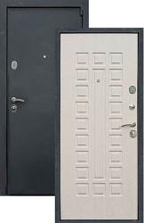 Входная дверь 3 беленый дуб