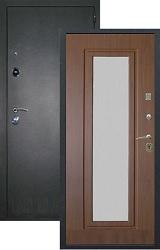Входная дверь Лекс 2 шелк/береза мореная