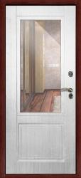 Входная дверь Оптима Гала ларче светлый