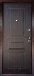 Входная дверь Оптима Гаральд венге