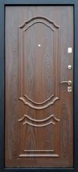 Входная дверь 2К+ Византия венге патина