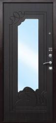 Входная дверь Ампир венге
