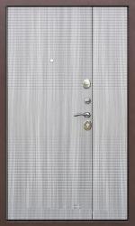 Входная дверь Гарда 75-1200 дуб сонома