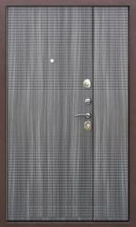 Входная дверь Гарда 75-1200 венге тобакко