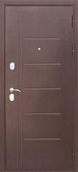 Входная дверь Троя 100 белый ясень