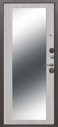 Входная дверь Троя 100 MAXI сер/дуб сонома