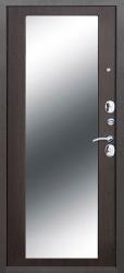 Входная дверь Троя 100 MAXI сер/венге