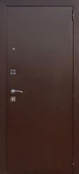 Входная дверь Царское Зеркало MAXI сонома